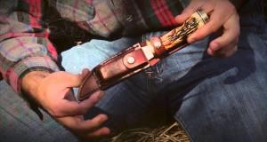 Video Sample – Hunting Knife (Long)