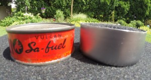 Vulcan Safety Chef Camp Stove – DIY Fuel Can
