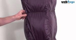 Western Mountaineering Highlite Sleeping Bag – Ultra lightweightweight down sleeping bag.