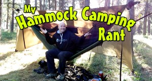 Why Try a Camping Hammock?