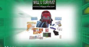 Will U Survive –  Emergency Survival Supplies Kits