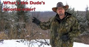 Winter Hammock Camping Trip Report